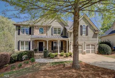Hoschton Single Family Home New: 1783 Country Wood Dr