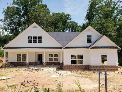 Gainesville Single Family Home New: 3509 Laurel River Pt