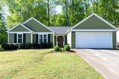 Roswell Single Family Home New: 4222 Harris Ridge Court