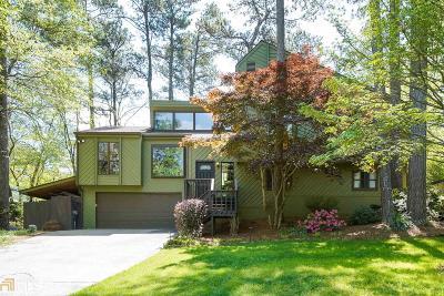 Marietta Single Family Home New: 3628 Allpoint Drive