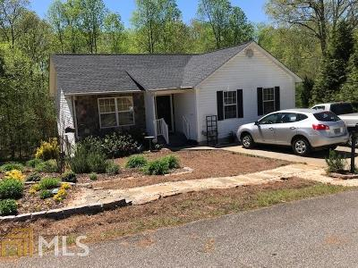 Habersham County Single Family Home Under Contract: 143 Carriage Ln