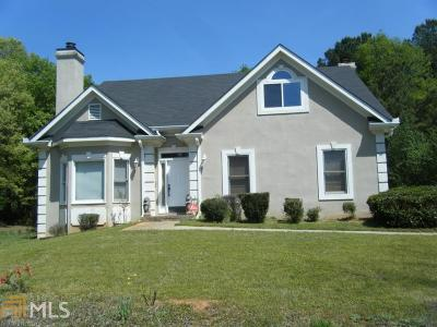Conyers Single Family Home New: 2690 Old Covington Rd