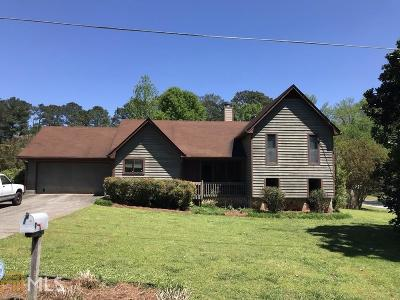 Tucker Single Family Home Under Contract: 889 Smoketree Dr