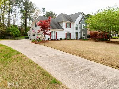 Grayson Single Family Home New: 1090 Pebble Bend Dr
