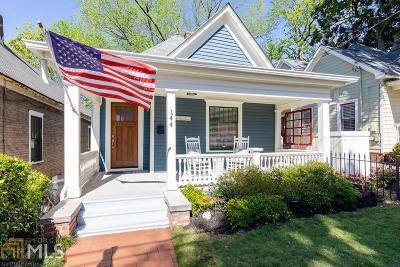 Atlanta Single Family Home New: 144 Howell St