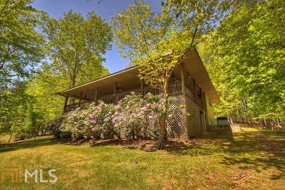 Ellijay Single Family Home New: 428 Choctaw Dr