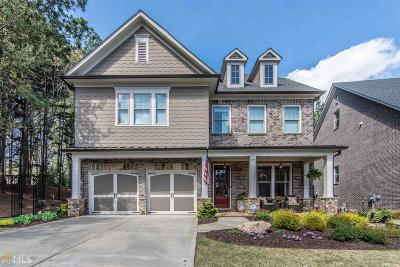 Suwanee Single Family Home New: 4020 Claiborne Farm