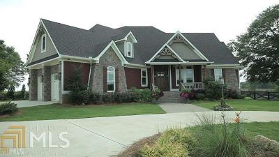 Troup County Single Family Home Under Contract: 243 Ralls