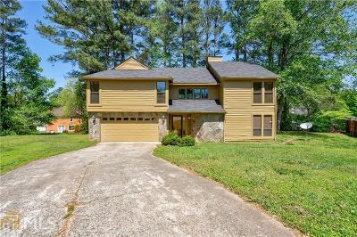 Stone Mountain Single Family Home New: 1622 Golf Overlook