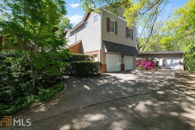 Marietta Single Family Home New: 2889 Horseshoe Bend Road SW