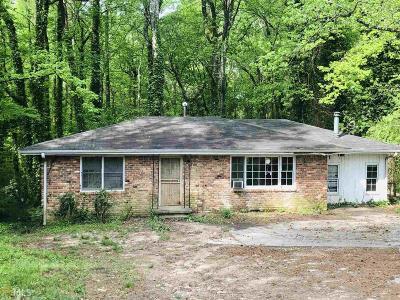 Atlanta Single Family Home New: 4728 Campbellton