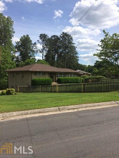 Smyrna Single Family Home New: 3661 Crestview Drive