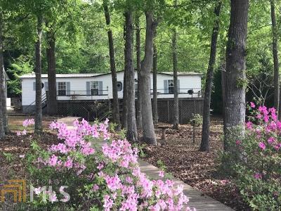 Greensboro, Eatonton Single Family Home Under Contract: 768 S Steel Bridge Rd