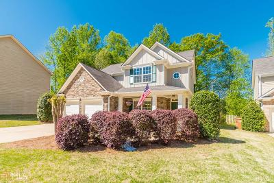 Powder Springs Single Family Home New: 1121 Silverbrooke Drive
