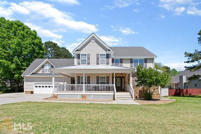 Cartersville Single Family Home New: 14 Walnut Ln