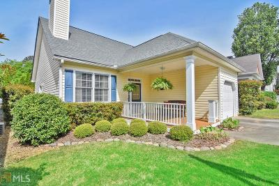 Marietta Single Family Home New: 724 Gardenside Circle