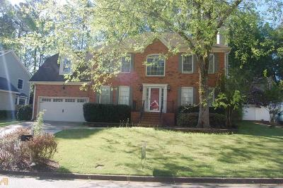 Lawrenceville Single Family Home New: 965 Meadowsong Circle