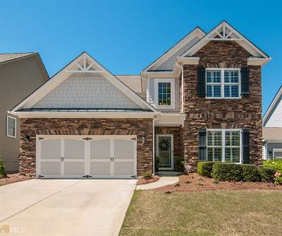 Flowery Branch Single Family Home New: 7628 Triton