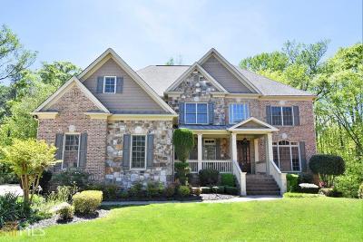 Cobb County Single Family Home New: 1405 Castlebrooke Way