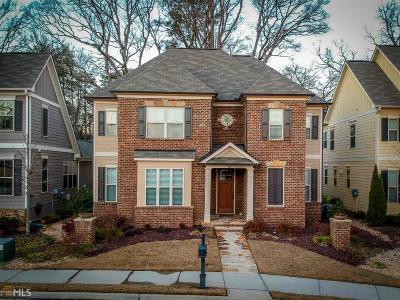 Cobb County Single Family Home New: 358 Lyman Dr #Lot #20