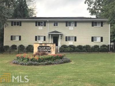 Decatur Condo/Townhouse New: 263 Jefferson Place #32