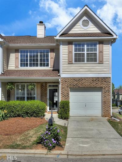 Flowery Branch Condo/Townhouse Under Contract: 6463 Topside Ave #98