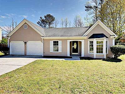 Lithonia GA Single Family Home Under Contract: $114,900