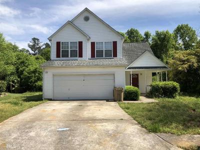 Clayton County Single Family Home New: 7732 Town Ct