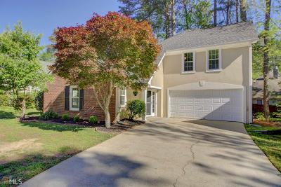 Peachtree City GA Single Family Home Under Contract: $215,000