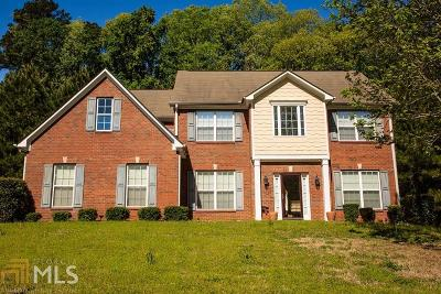 Fayette County Single Family Home New: 125 Shanandoah Trce