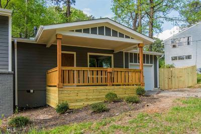 Smyrna Single Family Home New: 5068 Fairmont Rd