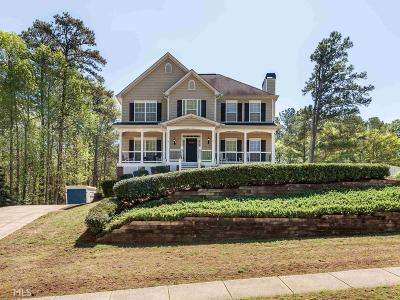 Powder Springs Single Family Home New: 4865 Brown Leaf Dr