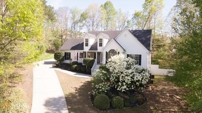 Cumming Single Family Home New: 7645 Mill Stream Ct