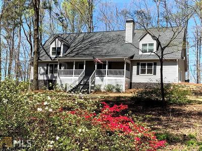 Alpharetta Single Family Home New: 341 Old Jones Rd
