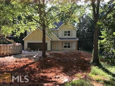 Lagrange Single Family Home New: 507 Pineview Ter