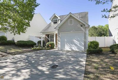 Dallas Single Family Home New: 163 Silver Fox Trl
