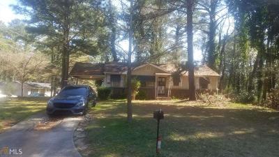 Atlanta Single Family Home New: 81 Linkwood Rd
