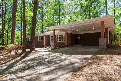 Powder Springs Single Family Home New: 3649 Lindley Cir