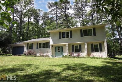 Marietta Single Family Home New: 828 SW Hickory Drive