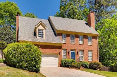 Atlanta Single Family Home New: 355 Fountain Oaks Lane