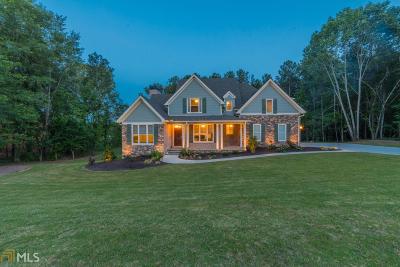 Monroe Single Family Home New: 2124 Meadowood Cv