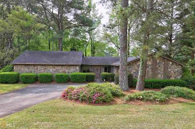 Lilburn Single Family Home New: 4540 Nantucket Dr
