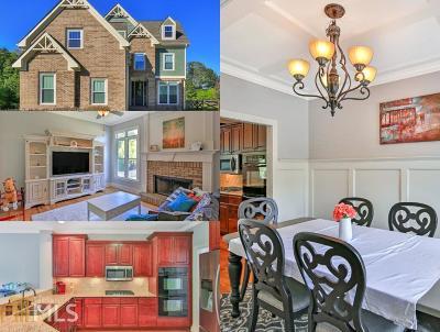 Paulding County Single Family Home For Sale: 45 Silvercrest Dr