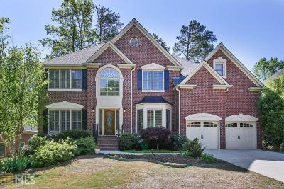Alpharetta Single Family Home New: 12320 Magnolia Cir