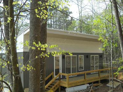 Habersham County Single Family Home New: 1615 Double Springs Rd #3