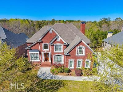 Ellenwood Single Family Home New: 4422 Thurgood Estates Dr