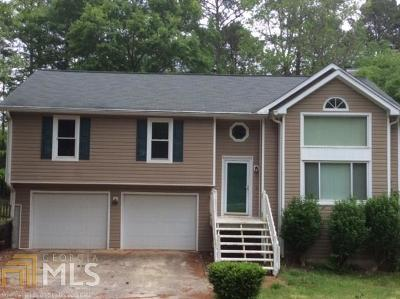 Rex Single Family Home Under Contract: 6848 Fielder Ct
