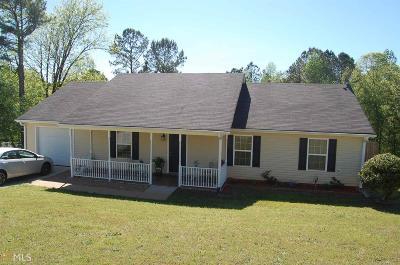 Covington Single Family Home New: 125 Pebble Ridge Dr
