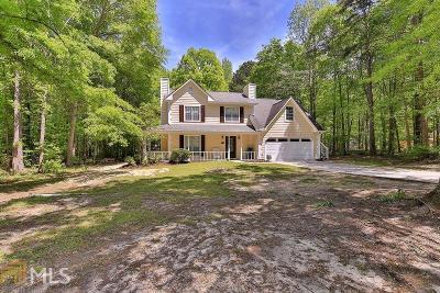 Loganville Single Family Home New: 1827 Patricia Lane