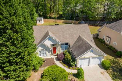 Woodstock Single Family Home New: 405 Pine Grove Way